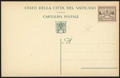 Vaticano - Cartoline Postali - ...