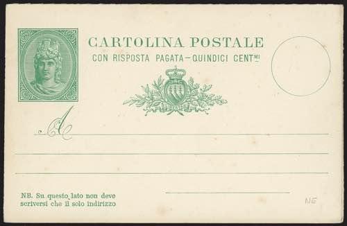 San Marino - Cartoline Postali - ...